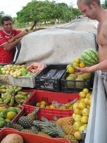 fruktbilen