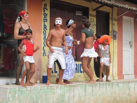 5-karnevalstamning