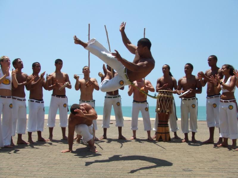 Capoeira Contemporanea